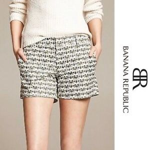 *NWOT* Banana Republic Elephant Shorts